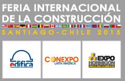2019年智利圣地亚哥国际建筑展览会、工程和混凝土机械展览会